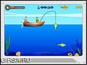 Флеш игра онлайн Удить - бросьте линию
