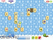 Флеш игра онлайн Рыбный маджонг / FishJong