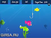 Флеш игра онлайн Участвовать в гонке глубокого моря / Deep Sea Racing