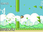 Флеш игра онлайн Flappy Птица: Птица Мести
