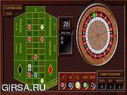 Флеш игра онлайн Флеш рулетка / Flashoulette