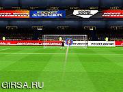 Флеш игра онлайн Фильм Футбол 3D / Flick Soccer 3D