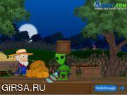 Флеш игра онлайн Flip the Farmer