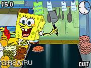 Spongebob Square Pants: Flip or Flop