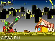 Флеш игра онлайн Flooding