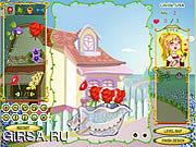 Флеш игра онлайн Цветочная лавка