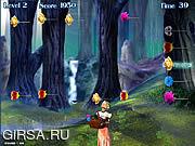 Флеш игра онлайн Винтаж / Flowergirl