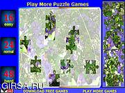 Флеш игра онлайн Цветы - пазл