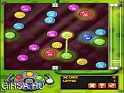 Флеш игра онлайн Ценностей от / Flubbles
