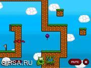 Флеш игра онлайн Флюникс / Fluunix