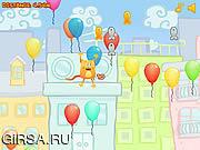 Флеш игра онлайн Fly Meow