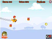 Флеш игра онлайн Полет шмеля / Fly on Flying