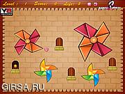 Флеш игра онлайн Летающие сердца / Flying Heart with Stars