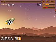 Флеш игра онлайн Летающая панда
