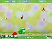 Флеш игра онлайн Fly Catcher