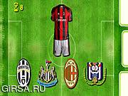 Флеш игра онлайн Footballogo