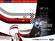 Флеш игра онлайн Форд Фиеста / Ford Fiesta