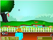Флеш игра онлайн Лесная охота / Forest Hunting