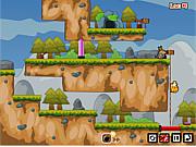 Флеш игра онлайн Лесные войны