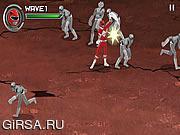 Флеш игра онлайн Forever Red