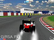 Флеш игра онлайн Гонщик формулы 3D / Formula Driver 3D
