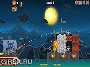 Флеш игра онлайн Fort Blaster Ahoy There