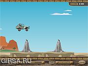 Флеш игра онлайн Four Wheel Chase