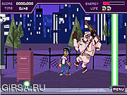 Игра Danny Phantom: Freak For All