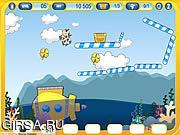 Флеш игра онлайн Freaky Cows Gold Mania