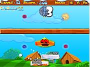 Флеш игра онлайн Заморозка