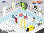 Флеш игра онлайн Безумный аэропорт / Frenzy Airport