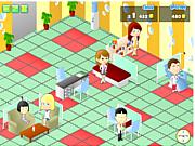 Флеш игра онлайн Клиника Меган / Frenzy Clinic