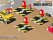 Флеш игра онлайн Безумство в гараже
