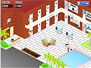 Флеш игра онлайн Отель Фрэнзи 2