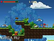 Флеш игра онлайн Frog Dares