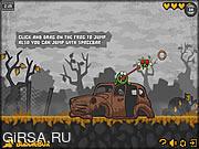 Флеш игра онлайн Frogout