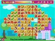 Флеш игра онлайн Плоды Подключить 2.2 / Fruit Connect 2.2