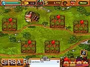 Флеш игра онлайн Fruits Inc