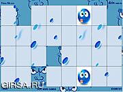 Флеш игра онлайн Забавные Синие Памяти / Funny Blue Memory