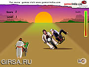 Флеш игра онлайн Балансировка / Gaadi Sambhaal