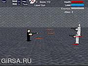Флеш игра онлайн Галактическая передовая / Galactic 123 Frontline