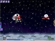 Флеш игра онлайн Galactic Cats y8