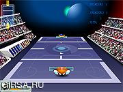 Флеш игра онлайн Галактический  теннис