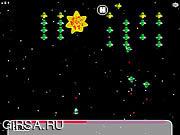 Флеш игра онлайн Галактика / Galax