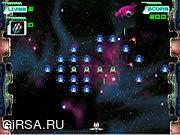 Флеш игра онлайн Захватчики галактики