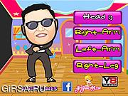 Флеш игра онлайн Гангам стайл! / Gangnam Style Epic Dance