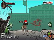 Флеш игра онлайн Фасоль Gangsta