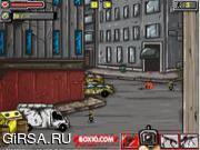 Флеш игра онлайн Гангстер-разрушитель