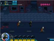 Флеш игра онлайн Garrotte Zombies