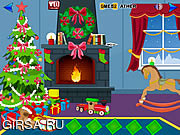Флеш игра онлайн Gathe Побег-Рождество / Gathe Escape-Christmas Eve